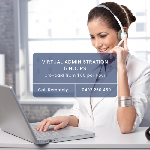 Remotely Virtual Administration 5 Hours Image