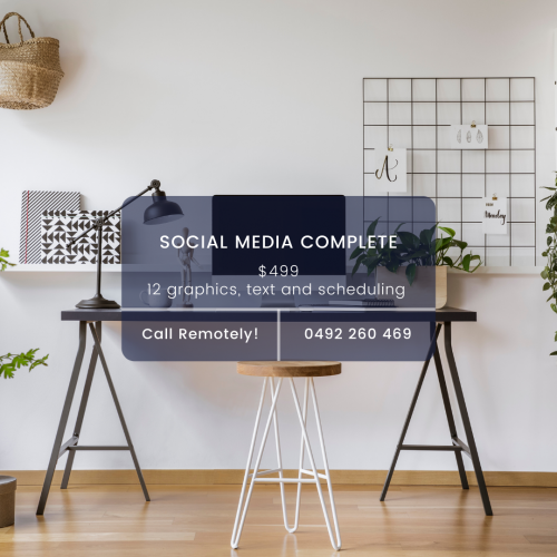 Remotely Social Media Complete Package Image
