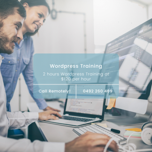 Remotely Wordpress Training Image