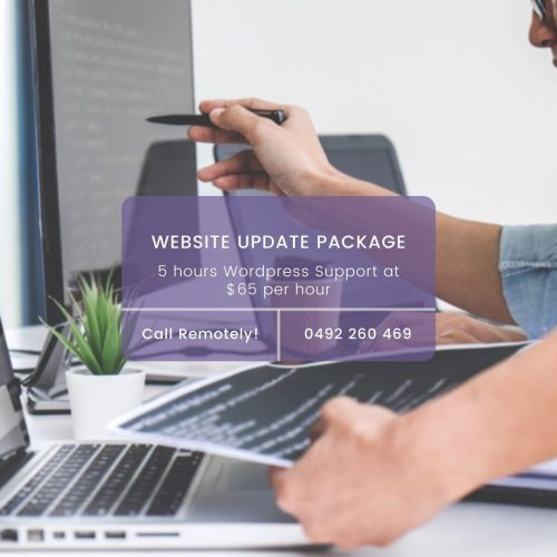Remotely Website Update Package Image