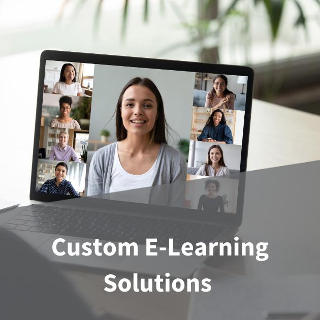Custom E-Learning Solutions Australia